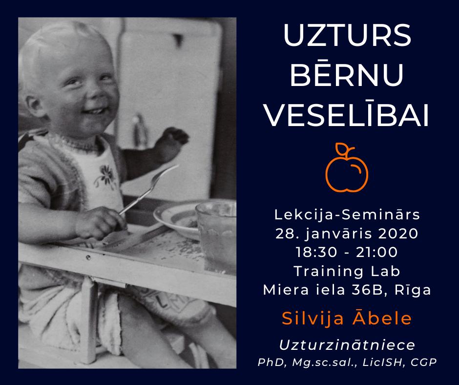 Uzturs bērnu veselībai Rīga
