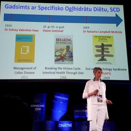 Biohacking 1. konference 26. aprīlis 2018 Rīga